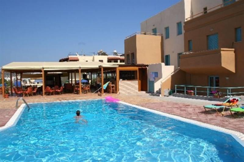 Appartementen Anixis - Sissi - Lassithi Kreta